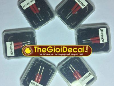Lưỡi dao máy cắt chữ GCC Đài Loan loại lớn