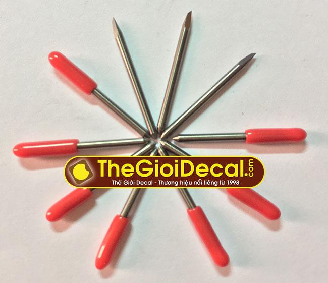 Lưỡi dao máy cắt decal Pcut, Kingcut, KcutPro