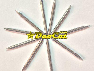 Dao máy cắt decal TQ góc nhọn 60 độ cắt chi tiết nhỏ cho Mimaki, Pcut